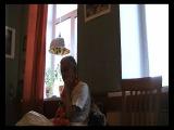часть 2 . Е М. Чайтанья Чандра Чаран прабху. Встреча с учениками в С.Петербурге. На Чехова 2010г.